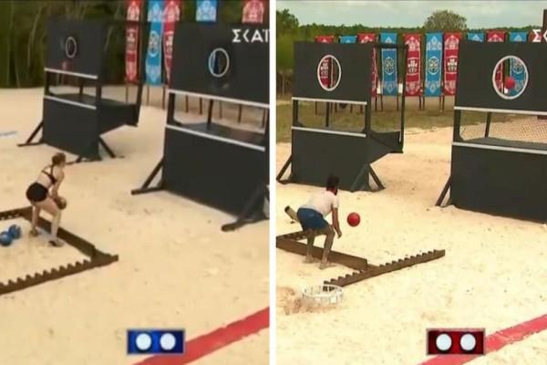 Survivor Αποκλειστικό: Στημένο το χθεσινό αγώνισμα για να κερδίσει η Ελλάδα! Τι παιχνίδι παίζει ο Ατζούν;