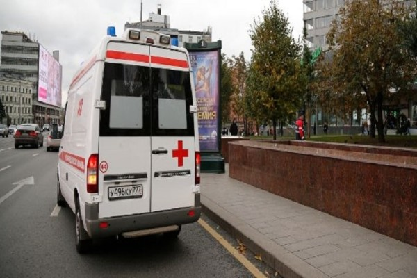Συναγερμός στην Αγία Πετρούπολη: Κατέρρευσαν όροφοι σε Πανεπιστήμιο! - Φόβοι για εγκλωβισμένους