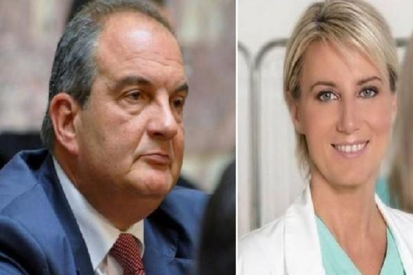 Χωρισμός μετά από 21 χρόνια για Κώστα Καραμανλή και Νατάσα Παζαΐτη;