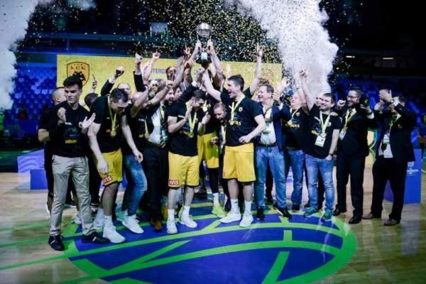 Σήκωσε το Παγκόσμιο η ΑΕΚ!