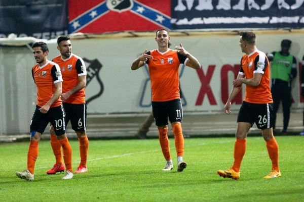 Super League: ΟΦΗ - Λαμία 1-3!