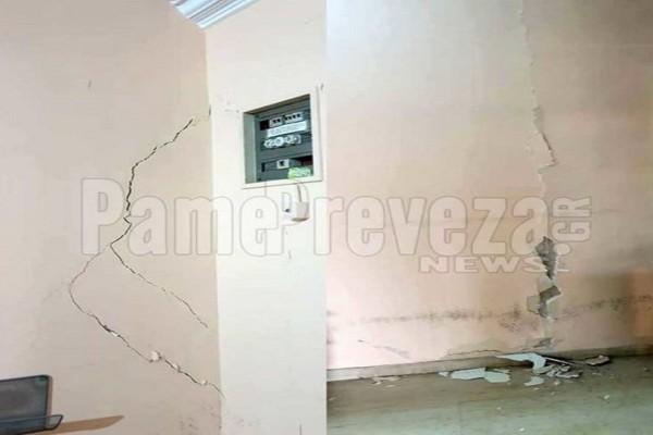Ζημιές σε σπίτια προκάλεσε ο σεισμός στην Πρέβεζα! - Ξεκίνησαν οι έλεγχοι!