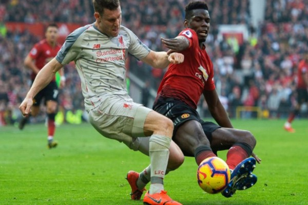 Premier League: Μάντσεστερ Γιουνάιτεντ - Λίβερπουλ 0-0
