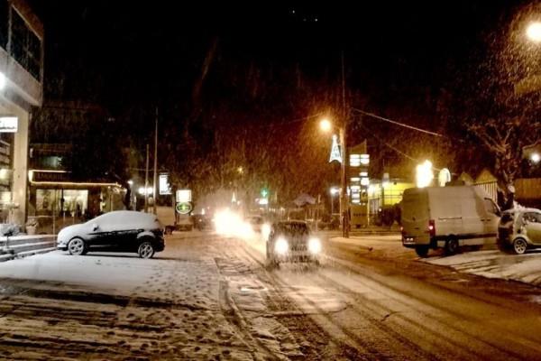 Το νέο κύμα χιονιά θα χτυπήσει κυρίως την Αττική: Ποιες περιοχές θα ντυθούν στα