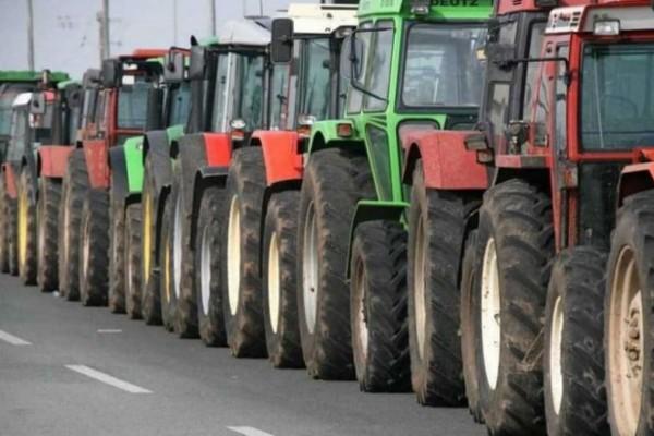 Οι αγρότες έκλεισαν τα Τέμπη!