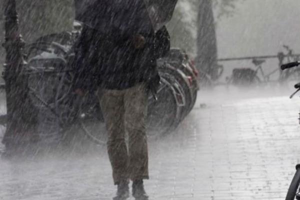 Καιρός: Πέφτει κι άλλο η θερμοκρασία με βροχές και καταιγίδες!