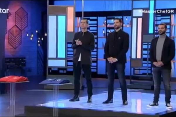 Master Chef: H... σκληρή ατάκα του Σωτήρη Κοντιζά μετά την πρώτη αποχώρηση! (video)