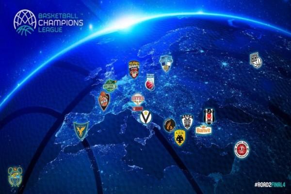 Κλήρωση Champions League: ΠΑΟΚ - ΑΕΚ στους 16!