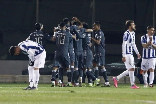 Super League: Απόλλων Σμύρνης - ΠΑΟΚ 1-5!