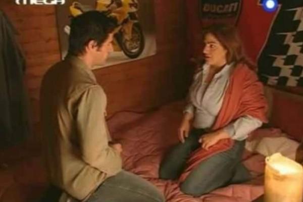 Αλέξης Γεωργούλης: Αποκαλύπτει  αν θα μπορούσε να ερωτευτεί την... Στέλλα!