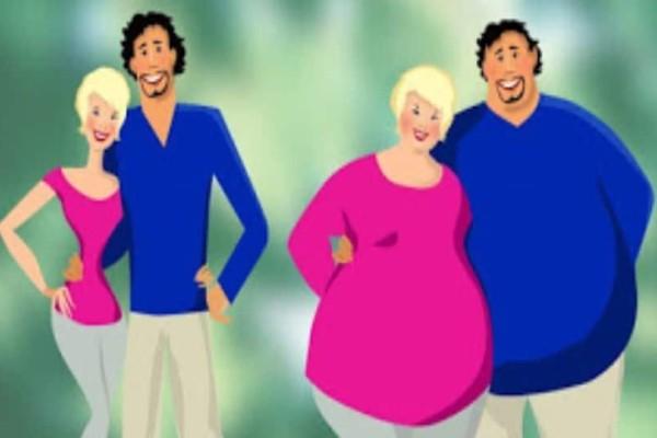 Η επιστήμη μίλησε: Τα ζευγάρια που αγαπιούνται αληθινά, παχαίνουν!