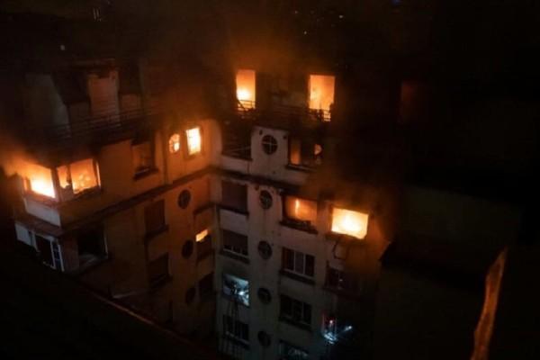 Συνελήφθη γυναίκα για εμπρησμό στο Παρίσι! - Έκαψε ζωντανούς 8 ανθρώπους!