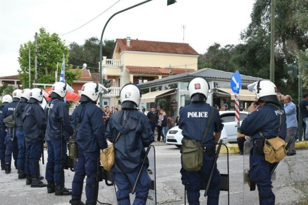 Πανικός επικρατεί στην Κέρκυρα για τη λειτουργία του ΧΥΤΑ στη Λευκίμμη!(video)