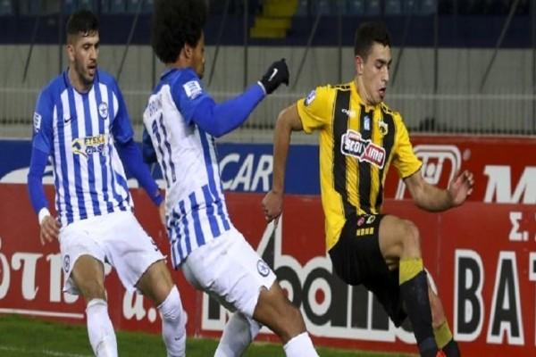 Κύπελλο Ελλάδος: Η ΑΕΚ κέρδισε 1-0 μέσα στο Περιστέρι! (video)