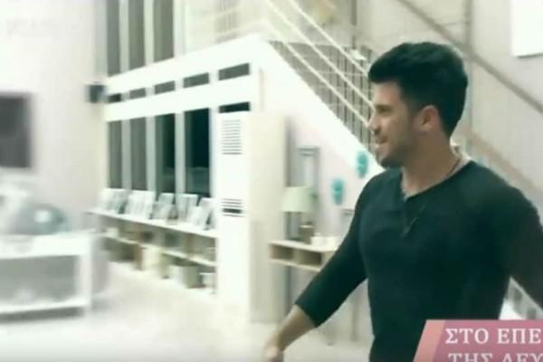 Power of Love: Ο Τζόνυ επιστρέφει! Δείτε την αντίδραση των παικτών! (video)