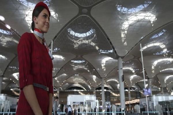 Από 7 Απριλίου σε λειτουργία το νέο υπερσύγχρονο αεροδρόμιο της Κωνσταντινούπολης