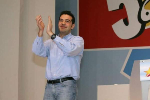 Σαν σήμερα 10 Φεβρουαρίου το 2008 εκλέγεται πρόεδρος του Συνασπισμού ο Αλέξης Τσίπρας!