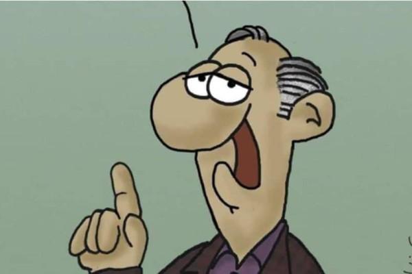 Το καυστικό σκίτσο του Αρκά για τον ανασχηματισμό της κυβέρνησης!