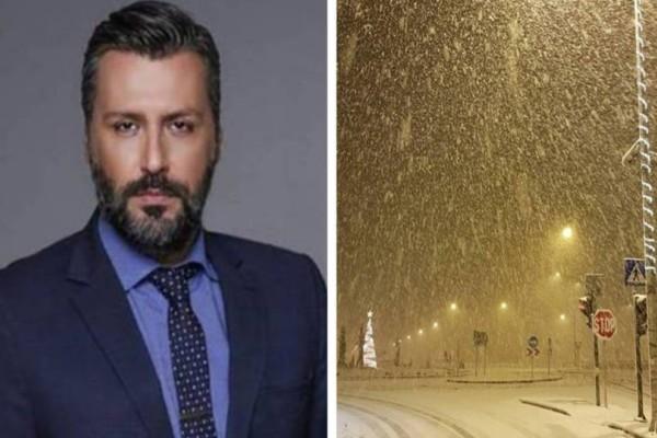 Η μεγάλη ανατροπή με τον... χιονιά: Η ανάρτηση του Γιάννη Καλλιάνου που θα απογοητεύσει την μισή Ελλάδα!