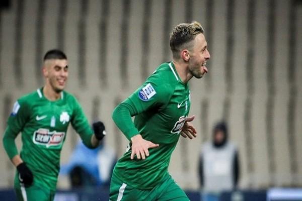 Super League: Παναθηναϊκός-Αστέρας Τρίπολης 1-0!