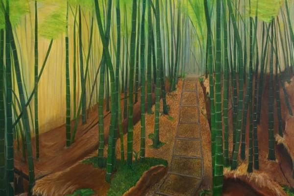 Black Duck: Έκθεση ζωγραφικής από την Χριστίνα Παρασκευοπούλου!