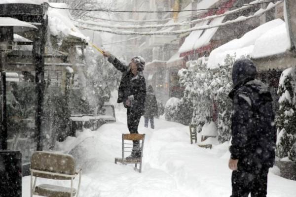 Έκτακτο δελτίο επιδείνωσης καιρού από το Σάββατο: Στα
