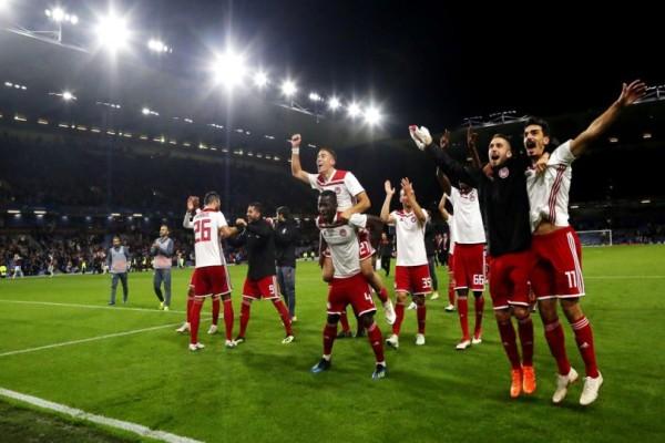 Europa League: Πατάει την Ντιναμό Κιέβου για το πρώτο βήμα ο Ολυμπιακός!