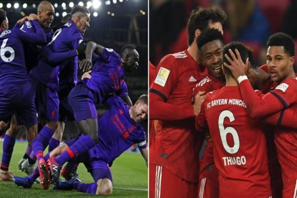 Champions League: Ματσάρα στο Λίβερπουλ, δοκιμασία στην Λιόν για Μπάρτσα!