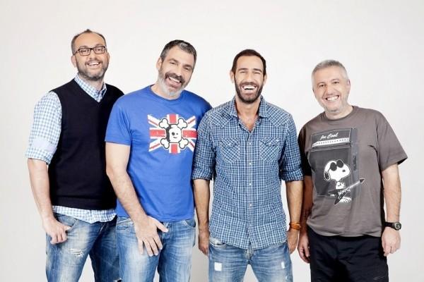 ΣΚΑΙ: Ο Αντώνης Κανάκης και οι Ράδιο Αρβύλα δείχνουν τα... δόντια τους!