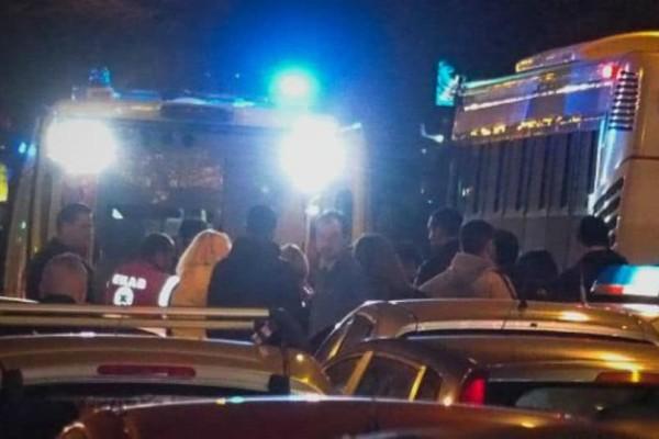 Μεσολόγγι: Νεκρή γυναίκα που παρασύρθηκε από λεωφορείο!