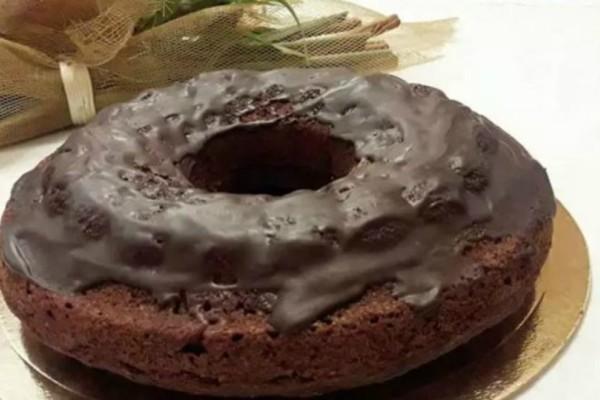 Κέικ σοκολάτας με στέβια, πεντανόστιμο και διαιτητικό!