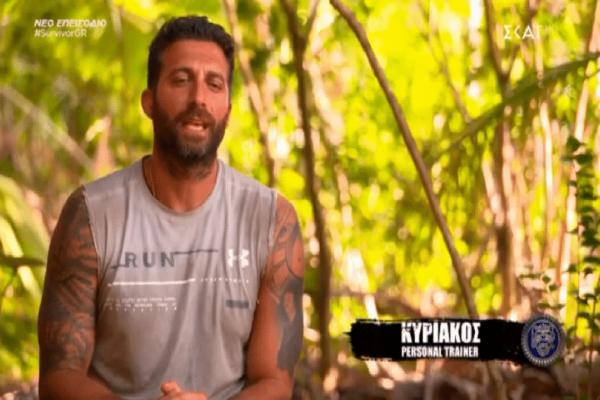 Survivor Ελλάδα Τουρκία: Το άγνωστο δράμα του Κυριάκου και ο θάνατος που τον στιγμάτισε! (Video)