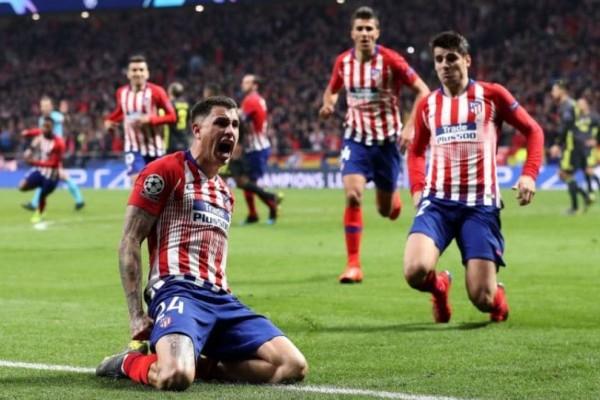 Champions League: Ατλέτικο Μαδρίτης - Γιουβέντους 2-0!