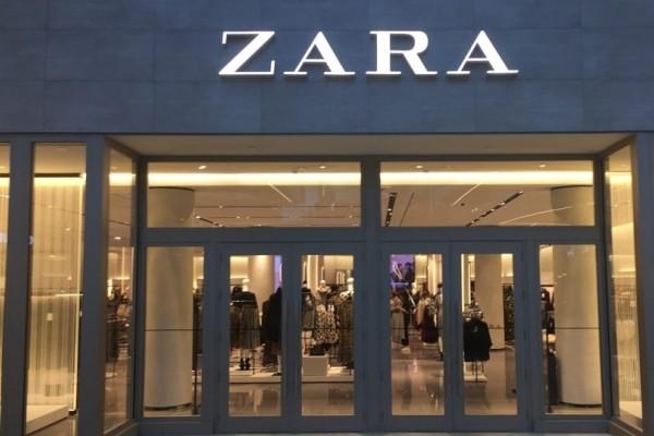 ZARA: Το mini μαύρο φόρεμα που θα απογειώσει την εμφάνισή σου!