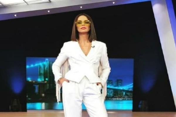 Μπέτυ Μαγγίρα: Παραμένει στυλάτη και μετά το τέλος του my style rocks! Δείτε τι φόρεσε!