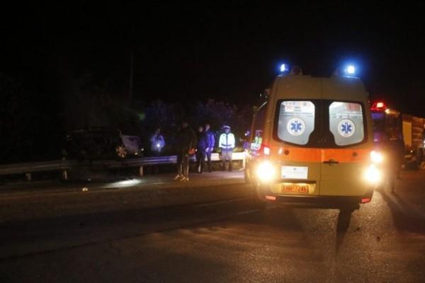 Τραγωδία στην Παιανία: Σκότωσε 38χρονο πατέρα δύο παιδιών και τον εγκατέλειψε στον δρόμο!
