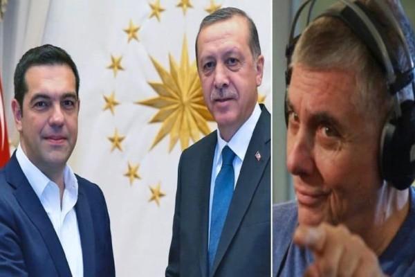 Βόμβα μεγατόνων από τον Γιώργο Τράγκα για Τσίπρα: Ετοιμάζεται να δώσει κάποιο νησί στην Τουρκία;
