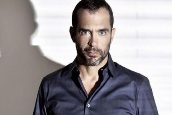Κωνσταντίνος Μαρκουλάκης: Σοκάρει η φωτογραφία του ηθοποιού από το νεκροταφείο!