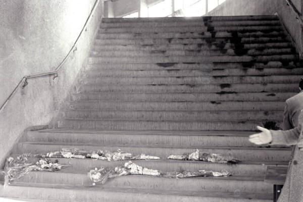 H φωτογραφία της ημέρας: Σαν σήμερα η τραγωδία της Θύρας 7!