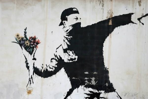 Έκθεση Banksy: Μια διαδραστική εμπειρία στο Γκάζι!