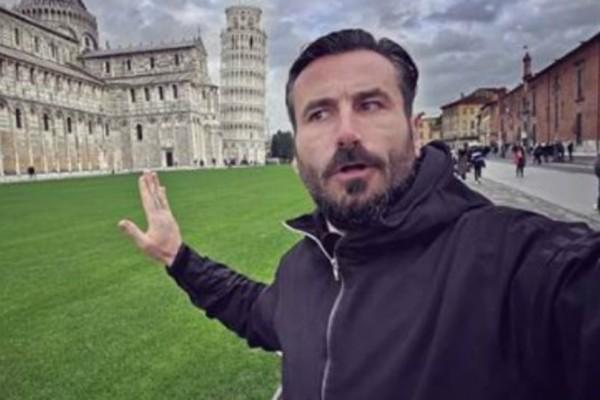 Γιώργος Μαυρίδης: Ποζάρει με την Βαλεντίνα του λίγο μετά τον χωρισμό του από την Ράλλη!