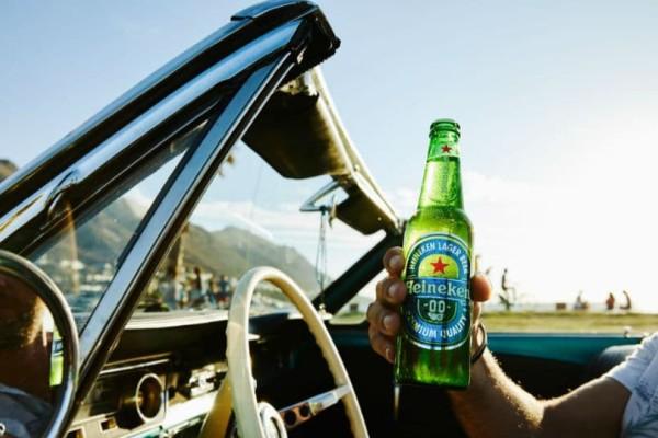 Heineken 0.0:  Μοναδικά υπέροχη γεύση, με 0.0% περιεκτικότητα σε αλκοόλ!