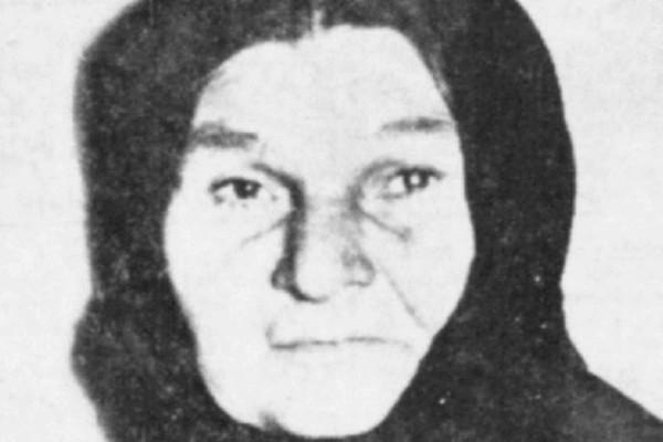 Η πρώτη γυναίκα που εκτελέστηκε στην Ελλάδα λόγω θανατικής ποινής!