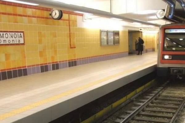 Ομόνοια: Νεκρός ανασύρθηκε από τις γραμμές του μετρό 40χρονος άντρας!