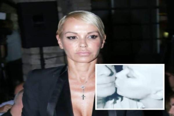 Νατάσα Καλογρίδη: Τα αισθησιακά φιλιά με πασίγνωστο Έλληνα παρουσιαστή!