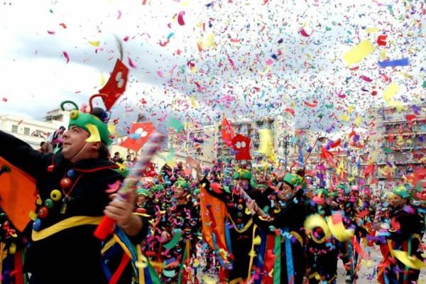 Την Κυριακή ξεκινά το καρναβάλι του Ρέντη!