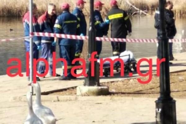 Συναγερμός στην Καστοριά: Εντοπίστηκε νεκρή γυναίκα μέσα στη λίμνη!