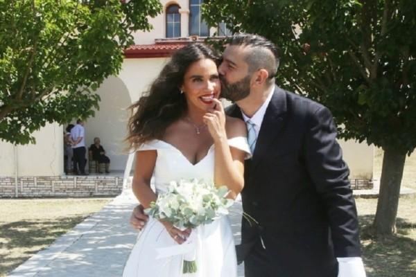 Κατερίνα Στικούδη: Η απίστευτη αποκάλυψη για τον γάμο της!