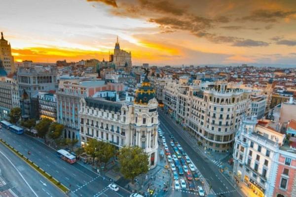 Πετάμε για Μαδρίτη με τη Ryanair!