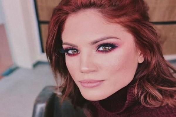 Η Μαίρη Συνατσάκη δίχνει το απόλυτο βάψιμο για όσες έχουν καστανά μάτια!